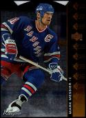 1994-95 Upper Deck SP Inserts Die Cuts #SP51 Mark Messier NM-MT New York Rangers Official NHL Hockey Card