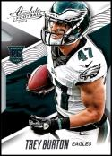 2014 Panini Absolute Retail #114 Trey Burton NM-MT RC Philadelphia Eagles Official NFL Trading Card