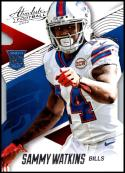 2014 Panini Absolute Retail #145 Sammy Watkins NM-MT RC Buffalo Bills Official NFL Trading Card