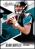 2014 Panini Absolute Retail #149 Blake Bortles NM-MT RC Jacksonville Jaguars Official NFL Trading Card