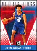 2018-19 Donruss Rookie Kings #7 Jerome Robinson NM-MT Los Angeles Clippers Official NBA Basketball Card