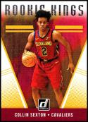 2018-19 Donruss Rookie Kings #16 Collin Sexton NM-MT Cleveland Cavaliers Official NBA Basketball Card