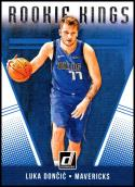 2018-19 Donruss Rookie Kings #20 Luka Doncic NM-MT Dallas Mavericks Official NBA Basketball Card