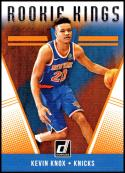 2018-19 Donruss Rookie Kings #22 Kevin Knox NM-MT New York Knicks Official NBA Basketball Card