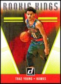 2018-19 Donruss Rookie Kings #24 Trae Young NM-MT Atlanta Hawks Official NBA Basketball Card