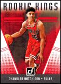 2018-19 Donruss Rookie Kings #29 Chandler Hutchison NM-MT Chicago Bulls Official NBA Basketball Card