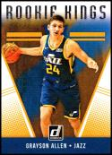 2018-19 Donruss Rookie Kings #30 Grayson Allen NM-MT Utah Jazz Official NBA Basketball Card