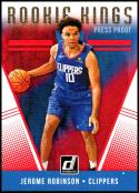 2018-19 Donruss Rookie Kings Press Proof #7 Jerome Robinson NM-MT Los Angeles Clippers Official NBA Basketball Card