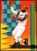 2018-19 Donruss All-Stars #1 LeBron James NM-MT Cleveland Cavaliers Official NBA Basketball Card