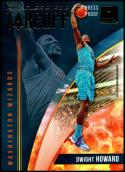 2018-19 Donruss All Clear for Takeoff Press Proof #8 Dwight Howard NM-MT Washington Wizards Official NBA Basketball Card