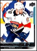 2018-19 Upper Deck #206 Maxim Mamin NM-MT Florida Panthers Official NHL Hockey Card