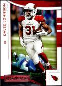 2018 Panini Rookies and Stars #26 David Johnson NM-MT Arizona Cardinals Official NFL Football Card