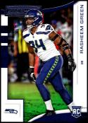 2018 Panini Rookies and Stars #169 Rasheem Green NM-MT RC Seattle Seahawks Official NFL Rookie Card