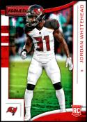 2018 Panini Rookies and Stars #184 Jordan Whitehead NM-MT RC Tampa Bay Buccaneers Official NFL Rookie Card