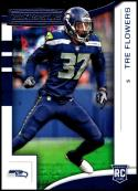 2018 Panini Rookies and Stars #196 Tre Flowers NM-MT RC Seattle Seahawks Official NFL Rookie Card