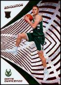 2018-19 Panini Revolution #115 Donte DiVincenzo NM-MT RC Milwaukee Bucks Official NBA Basketball Card