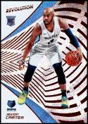 2018-19 Panini Revolution #120 Jevon Carter NM-MT RC Memphis Grizzlies Official NBA Basketball Card