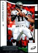 2018 Panini Rookies and Stars #7 Carson Wentz NM-MT Philadelphia Eagles Official NFL Football Card