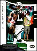 2018 Panini Rookies and Stars #24 Robby Anderson NM-MT New York Jets Official NFL Trading Card