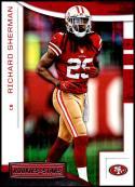 2018 Panini Rookies and Stars #34 Richard Sherman NM-MT San Francisco 49ers Official NFL Football Card