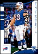 2018 Panini Rookies and Stars #173 Harrison Phillips NM-MT RC Buffalo Bills Official NFL Football Card