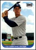 2018 Topps Archives Snapshots #AS-AJU Aaron Judge NM-MT New York Yankees Official MLB Baseball Card