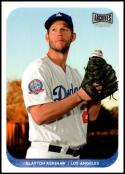 2018 Topps Archives Snapshots #AS-CK Clayton Kershaw NM-MT Los Angeles Dodgers Official MLB Baseball Card