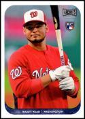 2018 Topps Archives Snapshots #AS-RR Raudy Read NM-MT RC Washington Nationals Official MLB Baseball Card