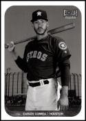 2018 Topps Archives Snapshots Black and White #AS-CC Carlos Correa NM-MT Houston Astros Official MLB Baseball Card