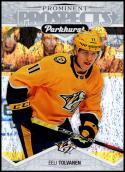 2018-19 Upper Deck Parkhurst Prominent Prospects #PP-4 Eeli Tolvanen NM-MT Nashville Predators Official NHL Hockey Card