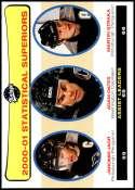 2001-02 Upper Deck Vintage #262 Jaromir Jagr/Adam Oates NM-MT Official NHL Hockey Card