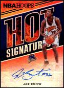 2018-19 Panini Hoops Hot Signatures #30 Joe Smith NM-MT Auto Golden State Warriors Official NBA Basketball Card