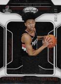 2018-19 Panini Certified Fabric of the Game Rookies #24 Anfernee Simons NM-MT MEM 61/149 Portland Trail Blazers