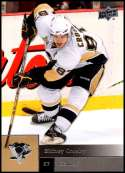 2009-10 Upper Deck #43 Sidney Crosby NM-MT Pittsburgh Penguins  Official NHL Hockey Card