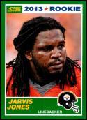 2013 Panini Score Rookie #371 Jarvis Jones NM-MT RC Pittsburgh Steelers Official NFL Football Card