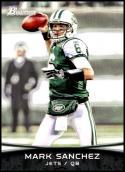 2012 Bowman Signatures #29 Mark Sanchez NM-MT New York Jets Official NFL Football Card
