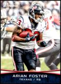 2012 Bowman Signatures #30 Arian Foster NM-MT Houston Texans Official NFL Football Card