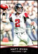 2012 Bowman Signatures #35 Matt Ryan NM-MT Atlanta Falcons Official NFL Football Card