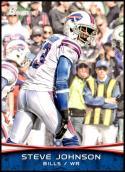 2012 Bowman Signatures #37 Steve Johnson NM-MT Buffalo Bills Official NFL Football Card