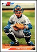 2019 Topps Iconic Card Reprints #ICR-18 Mike Piazza NM-MT Los Angeles Dodgers