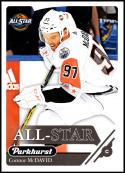 2018-19 Upper Deck Parkhurst #321 Connor McDavid All Star Team