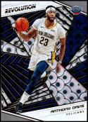 2018-19 Panini Revolution Groove #3 Anthony Davis New Orleans Pelicans