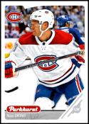 2018-19 Upper Deck Parkhurst Silver #261 Max Domi Montreal Canadiens