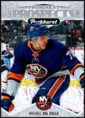 2018-19 Upper Deck Parkhurst Prominent Prospects #PP-18 Michael Dal Colle NM-MT New York Islanders