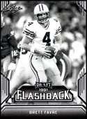 2019 Leaf Draft Flashback #3 Brett Favre NM-MT  Collegiate Football Trading Card