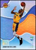 2018-19 Panini Status #187 Johnathan Williams NM-MT Los Angeles Lakers  Officially Licensed NBA Basketball Trading Card