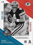 2018 Panini Classics Canton Collection Swatches #19 Brett Favre MEM NM-MT Green Bay Packers