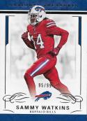 2016 Panini National Treasures #12 Sammy Watkins 95/99 NM-MT Buffalo Bills