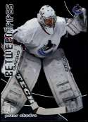 2001-02 Between the Pipes #89 Peter Skudra NM-MT Vancouver Canucks  Official Licensed NHL Hockey Trading Cards