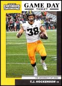 2019 Panini Contenders Draft Game Day Tickets #35 T.J. Hockenson NM-MT Iowa Hawkeyes